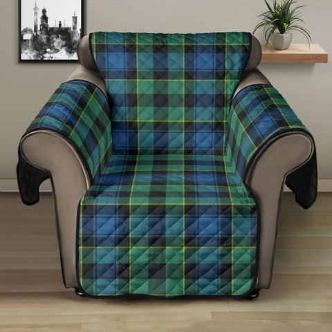 Image of Mouat Tartan Recliner Sofa Protector | Tartan Home Set