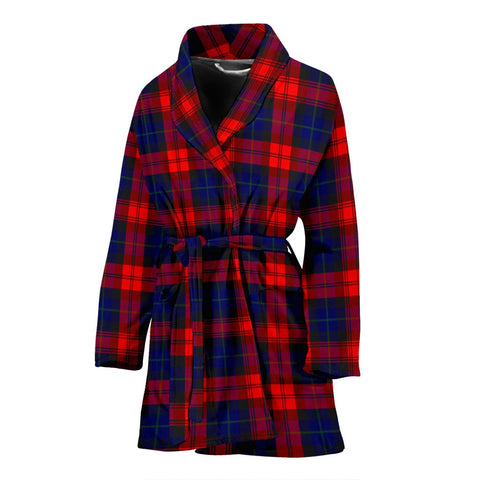 ScottishShop MacLachlan Modern Bathrobe | Women Tartan Plaid Bathrobe