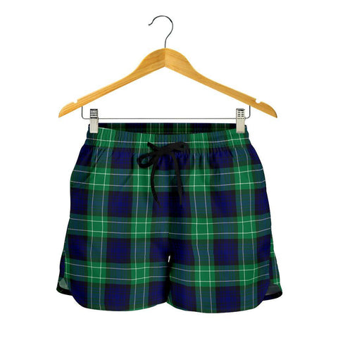 Abercrombie Tartan Shorts For Women