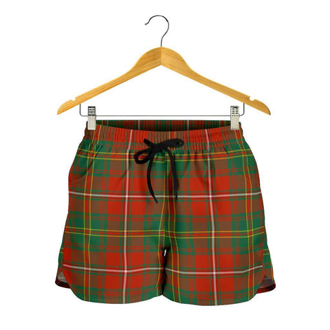 Image of Hay Ancient Tartan Shorts For Women