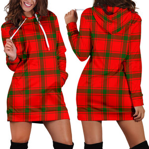 c4b052859 MacDonald of Sleat, Tartan, For Women, Hoodie Dress For Women, Scottish  Tartan