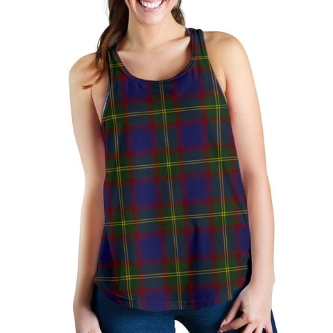 Image of Durie Tartan Women Racerback Tank