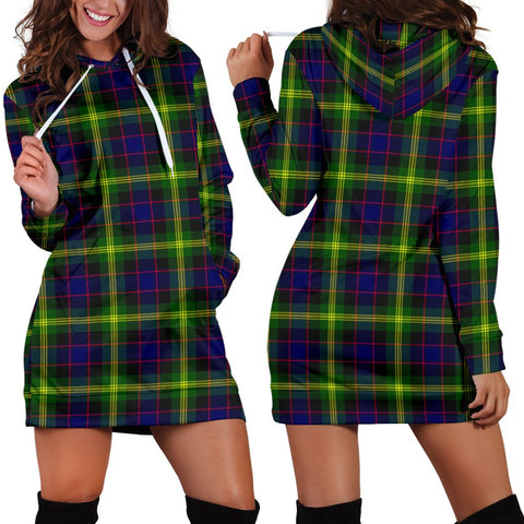 Watson Modern, Tartan, For Women, Hoodie Dress For Women, Scottish Tartan, Scottish Clans, Hoodie Dress, Hoodie Dress Tartan, Scotland Tartan, Scot Tartan, Merry Christmas, Cyber Monday, Black Friday, Online Shopping,Watson Modern Hoodie Dress