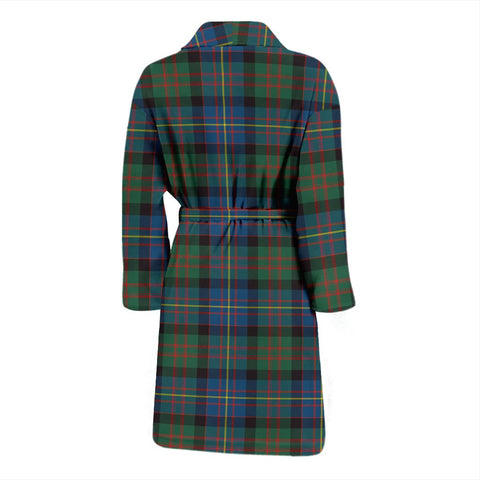 ScottishShop Cameron Of Erracht Ancient Bathrobe | Men Tartan Plaid Bathrobe