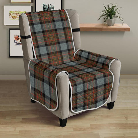 Image of Clan MacLaren Weathered Plaid Sofa Protector - 23 Inches