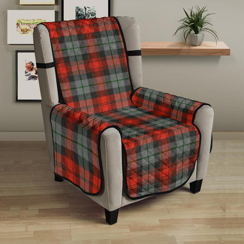 Image of Clan MacLachlan Weathered Plaid Sofa Protector - 23 Inches