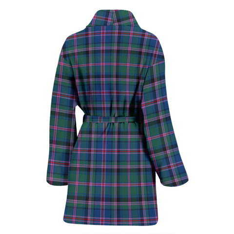 ScottishShop Cooper Ancient Bathrobe | Women Tartan Plaid Bathrobe