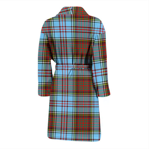 Anderson Ancient Bathrobe | Men Tartan Plaid Bathrobe | Universal Fit