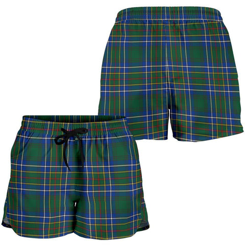 ScottishShop Cockburn Ancient Tartan Shorts For Women