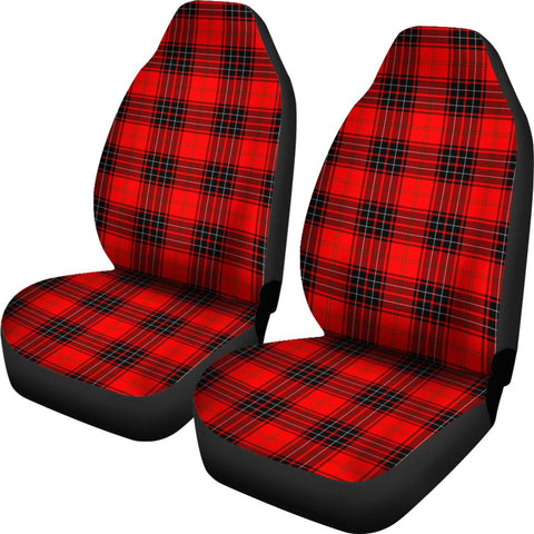 Wemyss Modern Tartan Car Seat Covers