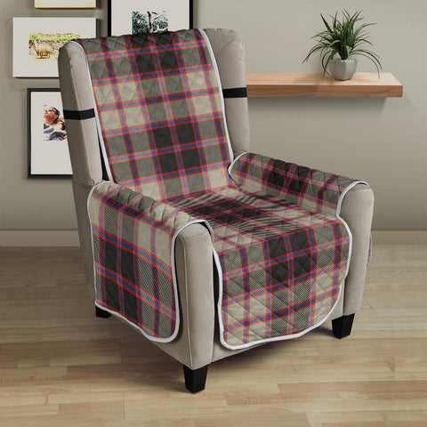 Clan MacPherson Hunting Ancient Plaid Sofa Protector - 23 Inches