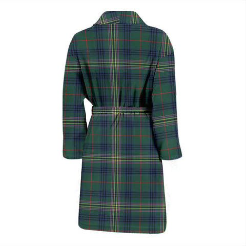 ScottishShop Kennedy Modern Bathrobe | Men Tartan Plaid Bathrobe