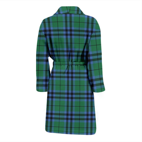 ScottishShop Keith Ancient Bathrobe | Men Tartan Plaid Bathrobe
