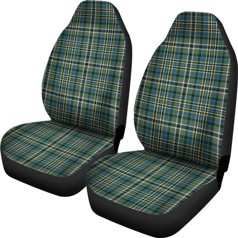 Image of Scott Green Ancient Tartan Car Seat Covers