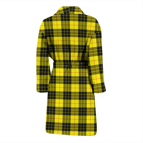 ScottishShop MacLeod Of Lewis Modern Bathrobe | Men Tartan Plaid Bathrobe