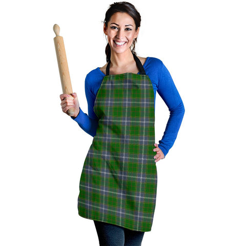 Tartan Apron - Pringle Apron HJ4