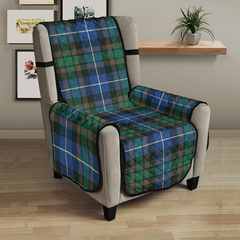 Clan MacRae Hunting Ancient Plaid Sofa Protector - 23 Inches