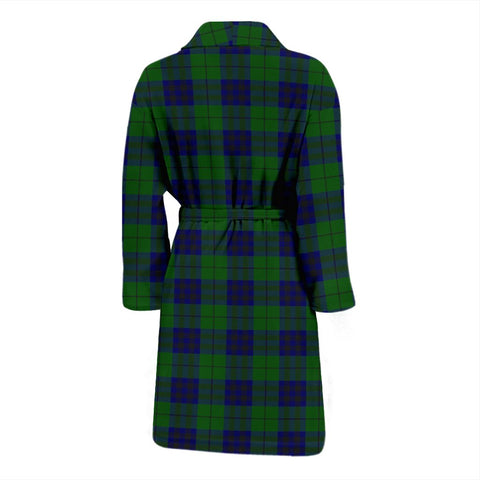 ScottishShop Keith Modern Bathrobe | Men Tartan Plaid Bathrobe