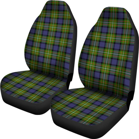 Fergusson Modern Tartan Car Seat Covers
