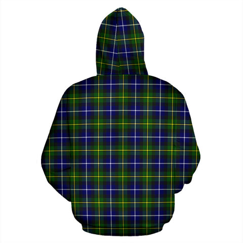 Image of ScottishShop Macneill Of Barra Modern Tartan Hoodie