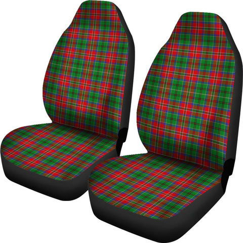 Mcculloch Tartan Car Seat Covers