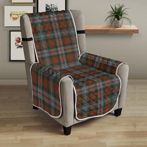 Image of Clan Murray of Atholl Weathered Plaid Sofa Protector - 23 Inches