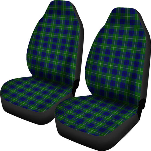 Oliphant Modern Tartan Car Seat Covers