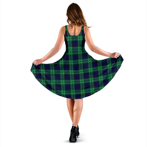 Image of Abercrombie Plaid Women's Dress