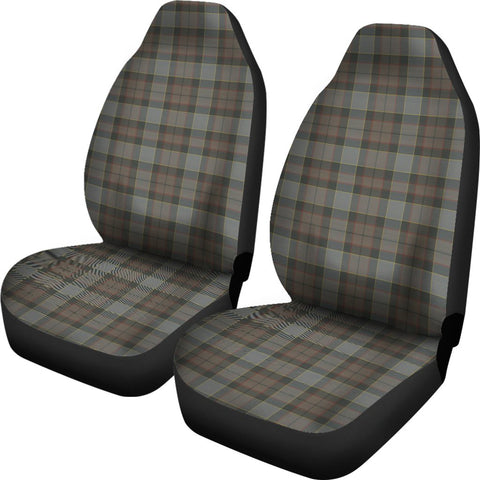Outlander Fraser Tartan Car Seat Covers