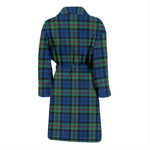 Image of ScottishShop Baird Ancient Bathrobe | Men Tartan Plaid Bathrobe