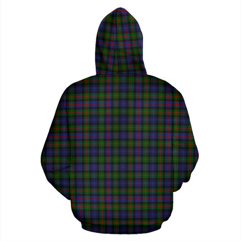 Murray Of Atholl Tartan Clan Badge Hoodie HJ4