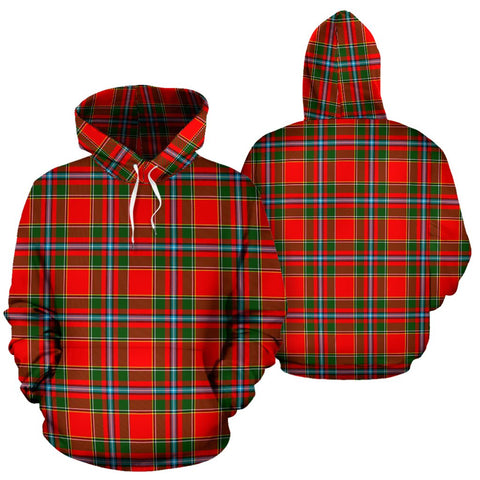 ScottishShop Drummond Of Perth Tartan Hoodie