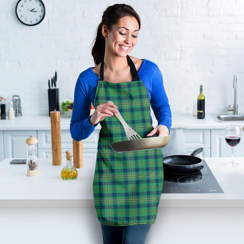 Image of Tartan Apron - Kennedy Ancient Apron HJ4