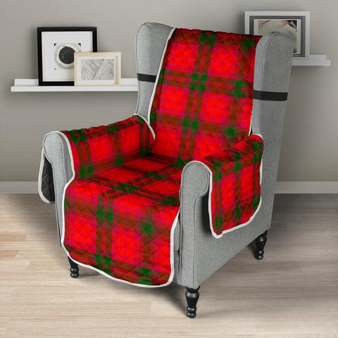 Clan MacNab Modern Plaid Sofa Protector - 23 Inches