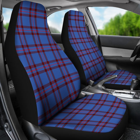 Seat Cover - Tartan Elliot Modern Car Seat Cover - Universal Fit