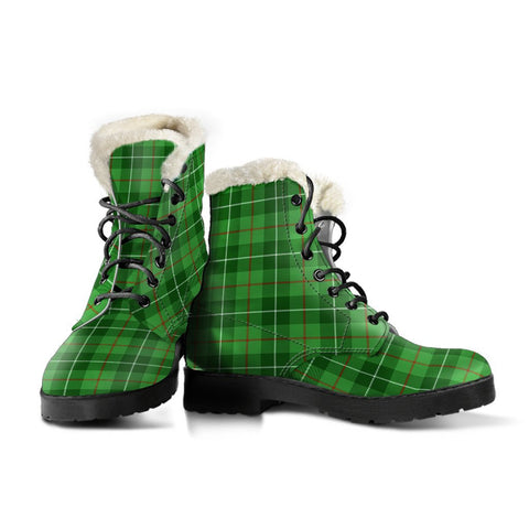 Image of Galloway District Tartan Boots For Women