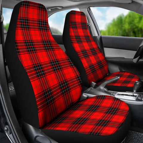 Image of Seat Cover - Tartan Wemyss Modern Car Seat Cover - Universal Fit