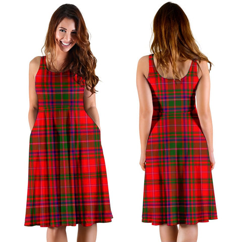 Image of MacDougall Modern Plaid Women's Dress