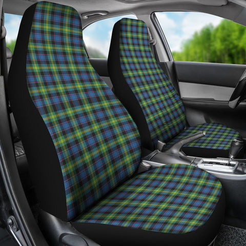 Seat Cover - Tartan Watson Ancient Car Seat Cover - Universal Fit