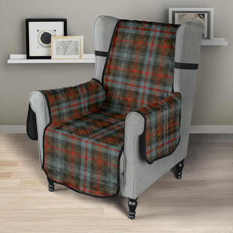 Clan Murray of Atholl Weathered Plaid Sofa Protector - 23 Inches