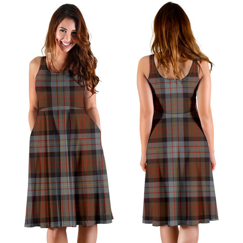 Cameron of Erracht Weathered Plaid Women's Dress
