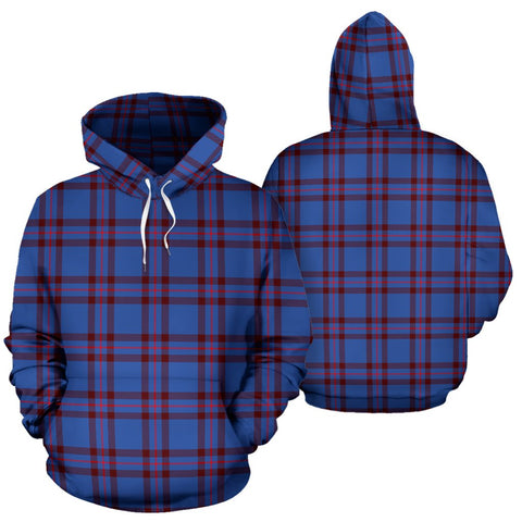 Image of ScottishShop Elliot Modern Tartan Hoodie