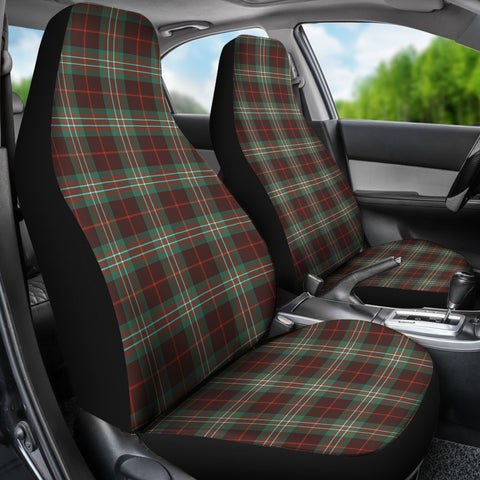 Seat Cover - Tartan Scott Brown Ancient Car Seat Cover - Universal Fit