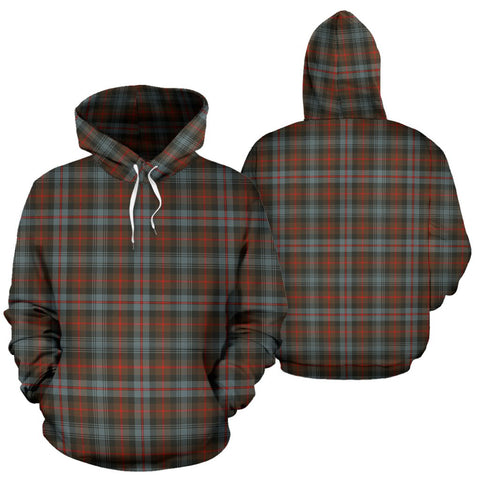 ScottishShop Murray Of Atholl Weathered Tartan Hoodie