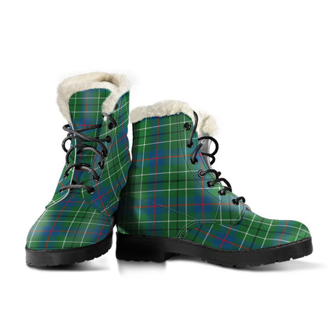 Image of Duncan Ancient Tartan Boots For Women