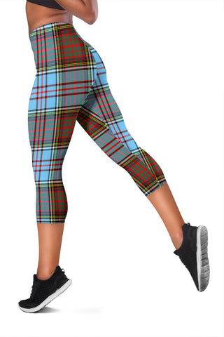 Anderson Ancient Tartan Capris Leggings