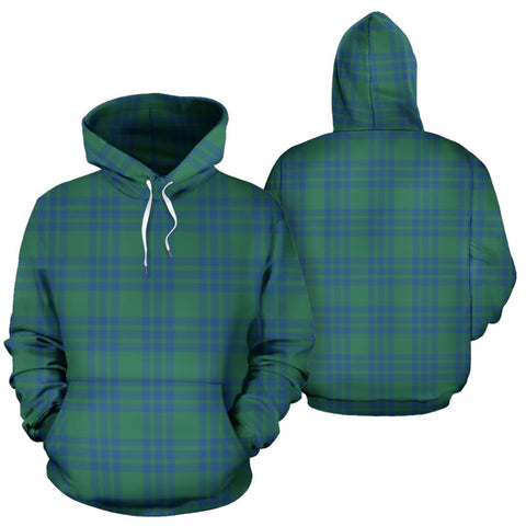 ScottishShop Montgomery Ancient Tartan Hoodie
