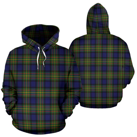 Image of ScottishShop Maclaren Modern Tartan Hoodie