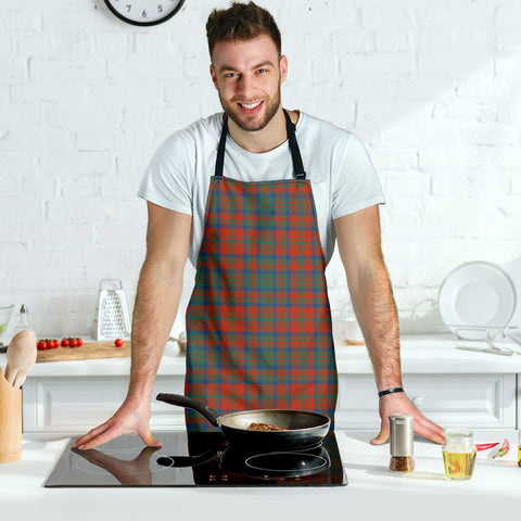 Image of Tartan Apron - Matheson Ancient Apron HJ4