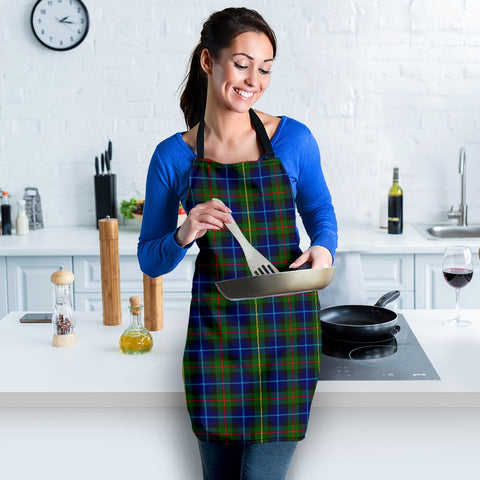 Image of Tartan Apron - Smith Modern Apron HJ4